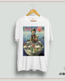 Gorillaz T-Shirt 1
