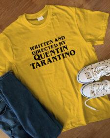 QUENTIN TARANTINO T- SHIRT