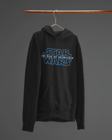 Star Wars Episodio IX – El Ascenso de Skywalker HOODIE