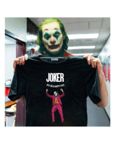Joker Put On a Happy Face