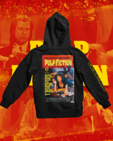 Tarantino Made Me Do It Hoodie